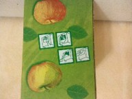 Apfelsaft in 5l-Boxen zu verkaufen