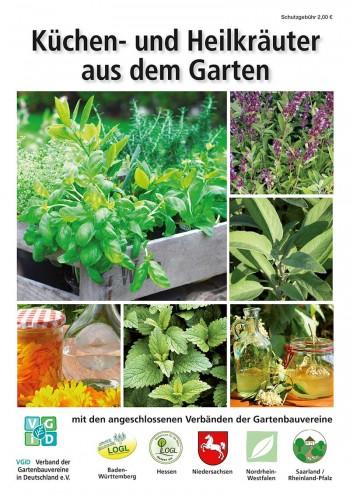 Küchen- und Heilkräuter aus dem Garten